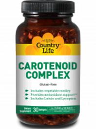 Country-Life, Carotenoid Complex