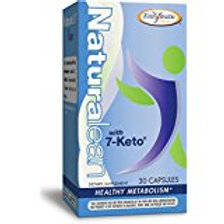 Enzymatic Therapy Naturalean with 7-Keto, 30 Capsules