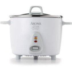 Aroma Simply Stainless Pot Rice Cooker