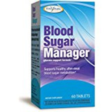 Enzymatic Therapy Blood Sugar Manager Tablets, 60 Count