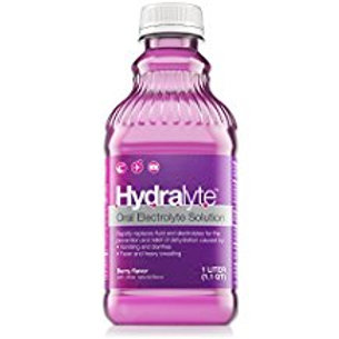 Hydralyte - Oral Electrolyte Solution, Ready to Drink Hydration Formula (Berry,