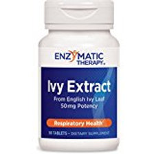 Enzymatic Therapy Ivy Extract Tablets, 90 Count