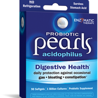 Probiotic Pearls Acidophilus Once Daily Probiotic Supplement, 1 Billion Live Cul