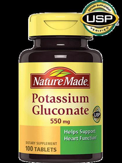 Potassium Gluconate Tablets
