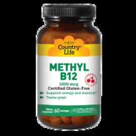 Country-Life,Methyl B 12 1000mg