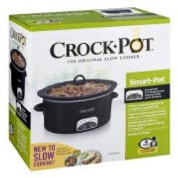 Crock-Pot 4-Quart Smart-Pot Slow Cooker,