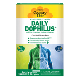 Country-Life,Daily-Dophilus® Probiotic System