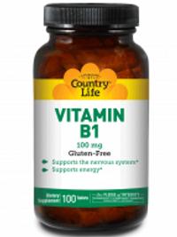Country-Life, Vitamin B-1 100 mg