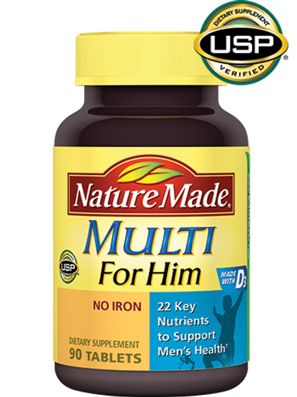 Multi For Him Tablets