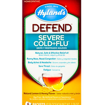 Hyland's DEFENDTM Severe Cold & Flu