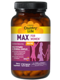 Country-Life,MAX for Women™ (Iron Free)