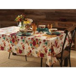Pioneer Woman Timeless Floral Tablecloth
