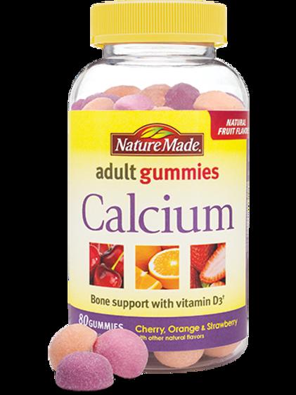 Calcium Adult Gummies