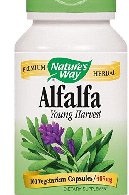 Nature's Way Alfalfa Leaves ( 1x100 CAP)