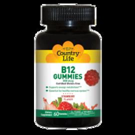 Country-Life,B12 Gummies(60-Gummies)