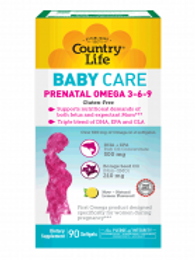 Country-Life,Prenatal Omega Mom