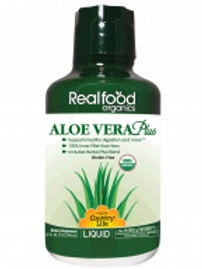 Country-Life,LIQUID ALOE VERA PLUS 100% inner fillet
