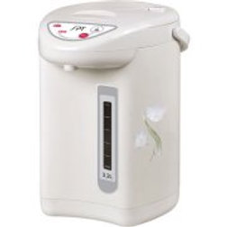 Sunpentown 3.2 Liter Hot Water Dispenser with Dual-Pump System, Off-White