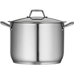Tramontina Gourmet Prima 16-Quart Covered Stock Pot with Tri-Ply Base