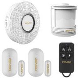 ZEMGO FPC-6456 Smart Home Business DIY Wireless 443.92MHZ Wi-Fi APP enabled Secu