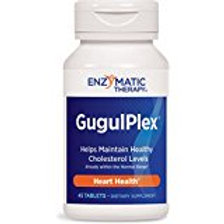 Enzymatic Therapy - GugulPlus - 45 Tablets