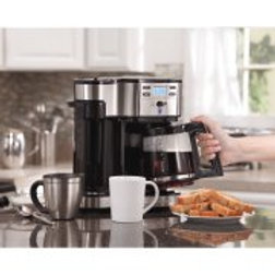 Hamilton Beach 2 Way Brewer | Model# 49980Z