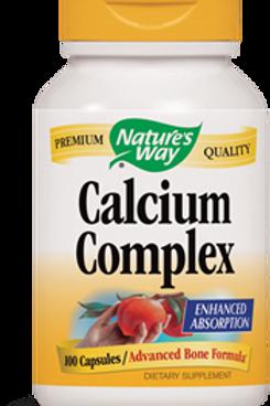 Natures Way - Calcium Complex Bone Formula, 100 capsules