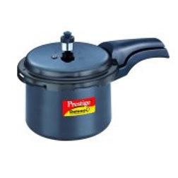 Prestige Deluxe Plus Hard Anodized Pressure Cooker, 5-Liter