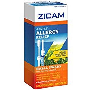 Zicam Allergy Relief Swabs, 15 Count  Zicam