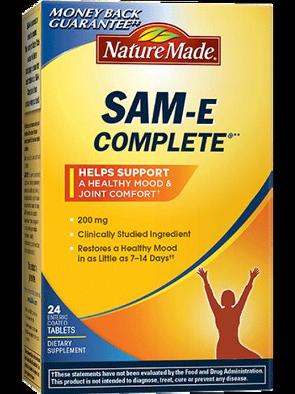 SAM-e Complete 200 mg Tablets