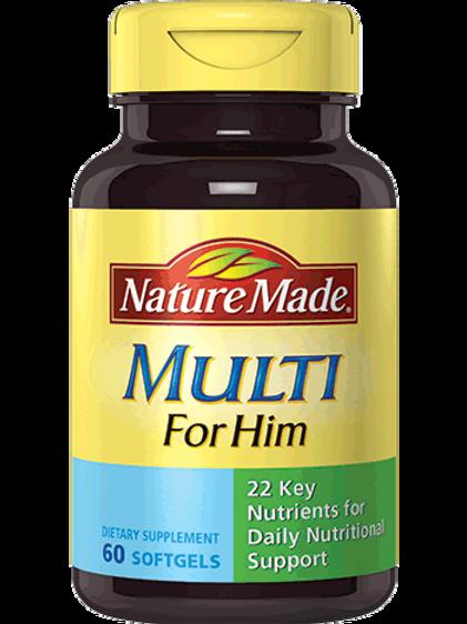 Multi For Him Liquid Softgels