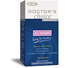 Enzymatic Therapy Doctor's Choice for Women 45-Plus, 180 tablets