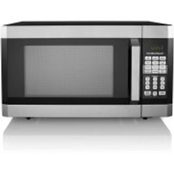Hamilton Beach 1.6 cu ft Digital Microwave Oven, Stainless Steel