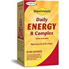 Enzymatic Fatigued to Fantastic Daily Energy B Complex High Potency for All-Day,