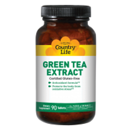 Country-Life,Green Tea Extract