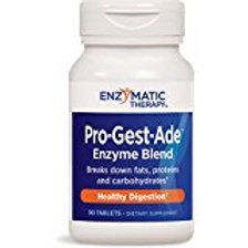 Enzymatic Therapy Pro-Gest-Ade Enzyme Blend Tablets, 90 Count