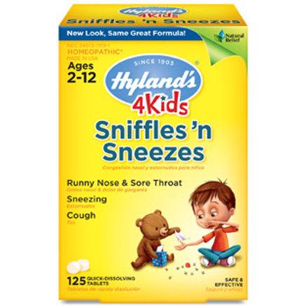Hyland's 4 Kids Sniffles 'n Sneezes
