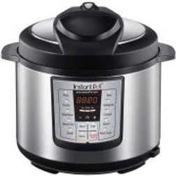 Instant Pot IP-LUX50-ENW Stainless Steel 6-in-1 Multi-Functional Pressure Cooker
