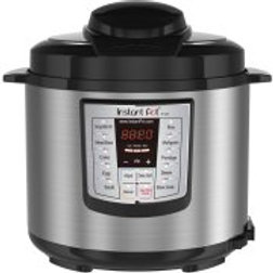Newest Model Instant Pot Lux V3 6-qt 6-In-1 Multi-Functional Electric Pressure C