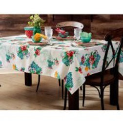"""The Pioneer Woman Country Garden Tablecloth, 52"""" x 70"""" in"""