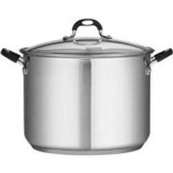 Tramontina 18/10 Stainless Steel 16-Quart Covered Stockpot