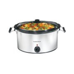 Hamilton Beach 7 Quart Slow Cooker