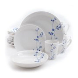 Gibson Home Dorabella 16 Piece Dinnerware Set
