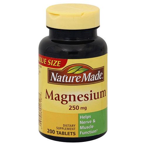 Magnesium 250 mg Tablets