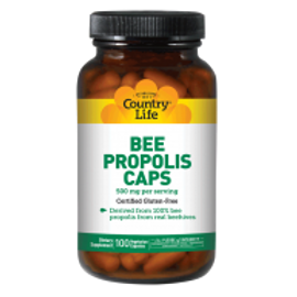 Country-Life,Bee Propolis 500 mg