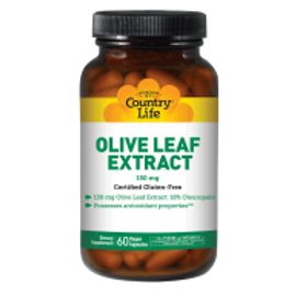 Country-Life, Olive Leaf Extract