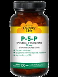 Country-Life,P-5-P Pyridoxal-5-Phosphate 50 mg