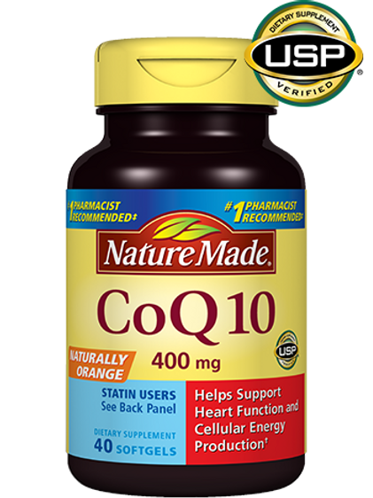 CoQ10 400 mg Liquid Softgels
