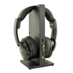 Refurbished Sony MDR-RF985RK Wireless RF Headphone, Black