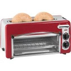 Hamilton Beach Toastation 2-in-1 2 Slice Toaster & Oven | Model# 22703